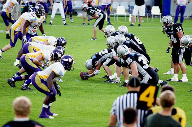 American Football Nrw